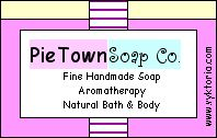 Vyktoria & Pie Town Soap